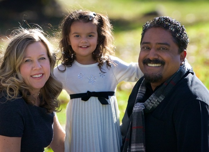 Family Christmas Card  {San Bernardino Family Photographer}