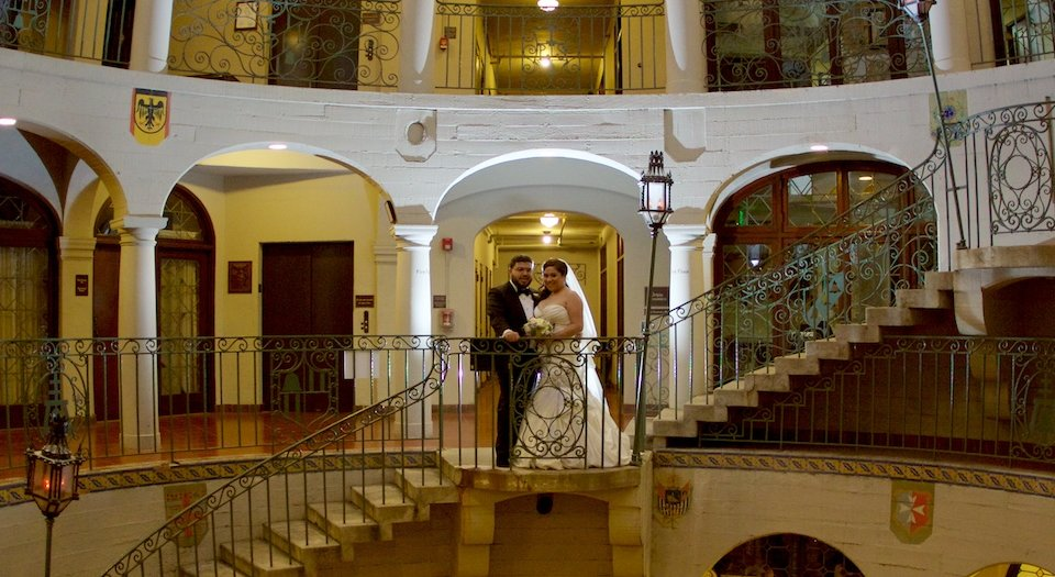 "Brenda & Ryan Say ""I Do"" in gorgeous Mission Inn Wedding"